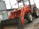 Трактор Kubota Sunshine L1-22 2004, бу