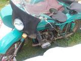 Мотцикл Урал